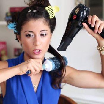 cara_blow_rambut